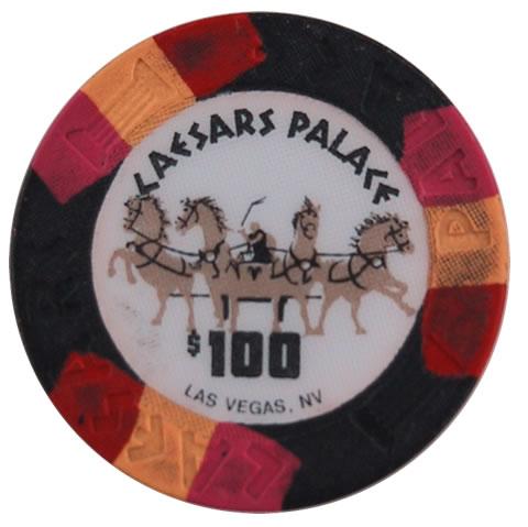 caesars 100 play poker